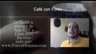 Forex con Café 2 Ago 2016