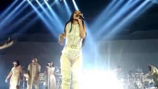 Rihanna- Bitch Better Have My Money Live In Atlanta