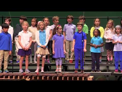 Lower School World Music Concert 2017 - Shore Country Day School