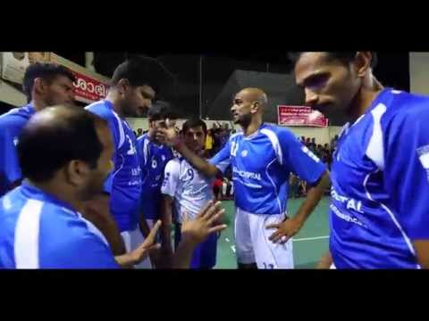 LLH Hospital Abu Dhabi VOLLEY BALL TOURNAMENT 2014