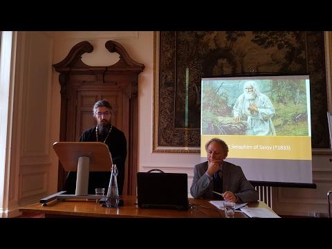 2017 FoMA Madingley Conference: Session 7: Father Iriney Pikovskiy