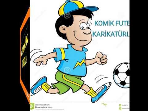 Komik Futbol Karikatürleri Youtube