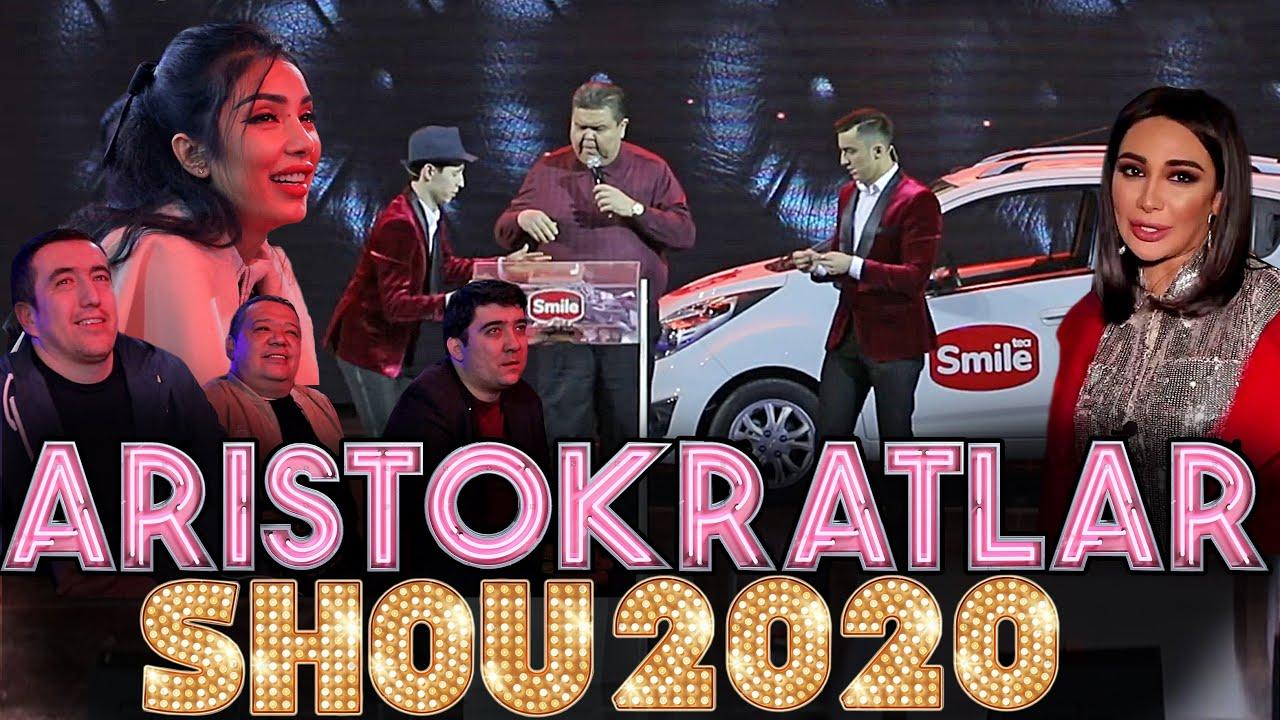 Aristokratlar shou 2020 backstage ! Sahna orti jarayonlari !