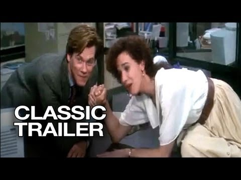 He Said, She Said (1991) Official Trailer #1 - Kevin Bacon Movie HD