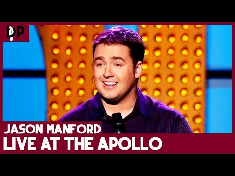 Jason Manford | Live At The Apollo | Season 3 | Dead Parrot