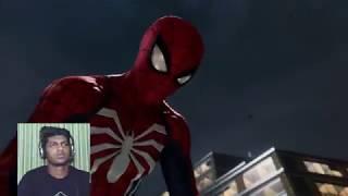 Spider Man  PS4 PRO walkthrough  - part 5 - Live