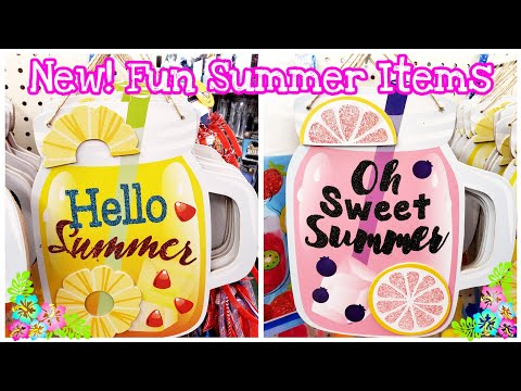 DOLLAR TREE  NEW ITEMS SHOP WITH ME 4/27/2019