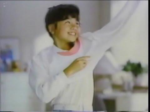 1985年CM 花王ビーズ 味の素