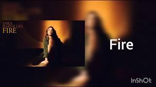 Sara Bareilles - Fire (Lyric Video)