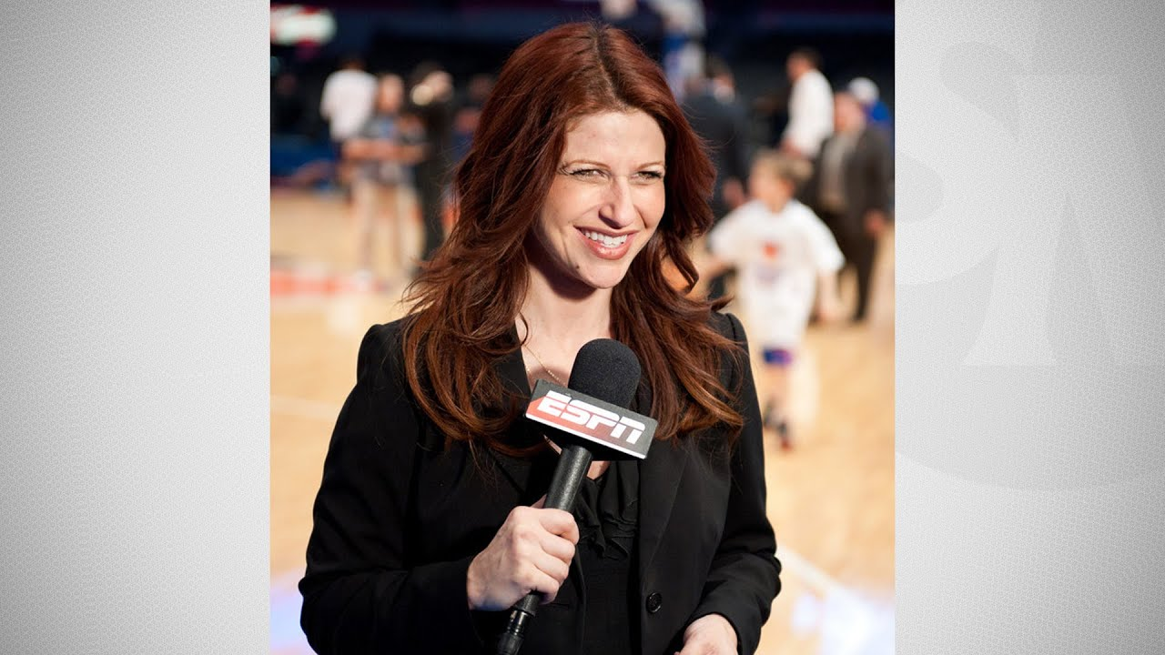 NBA reporter Rachel Nichols back on ESPN air after one-day rest ...