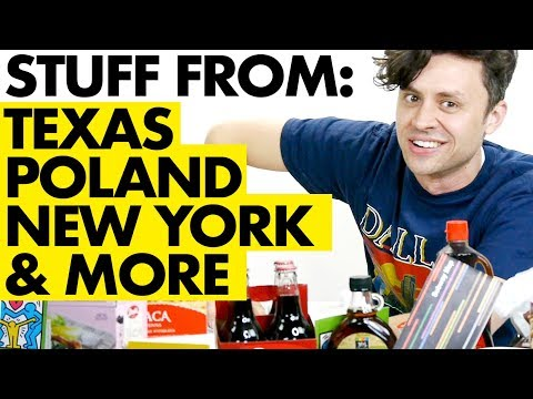 Weird stuff from TEXAS, POLAND, NEW YORK, and more! (Your mail)