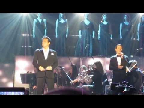 Il Divo & Katherine Jenkins singing Time to Say Goodbye