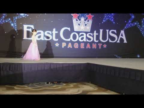 East Coast USA Pageant New York 5 Year Old Group