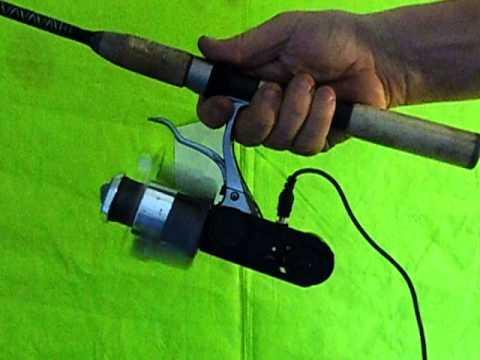 quantum hypercast hpl20 electric fishing reel - youtube, Reel Combo
