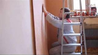 Косметический ремонт за 3 дня. Замена обоев.(Косметический ремонт за 3 дня от компании Абада это: Новый потолок, новый пол, новая дверь, новая отделка..., 2011-12-20T17:34:36.000Z)