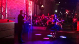 Tamimah Nahid com Tony Mouzayek e banda - A Lanterna Bar - 20/10/2015