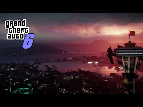 The TOP 6 CITIES Most Wanted for GTA 6! (Grand Theft Auto 6 Possible Locations!)