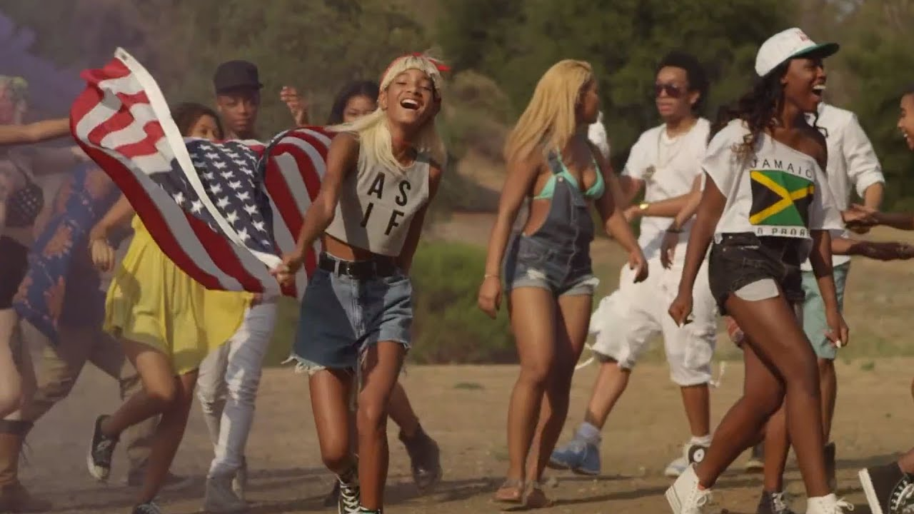 willow smith summer fling music video controversy
