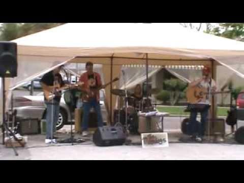 The Moondogs play Jimmy Reed's Big Boss Man at Danny D's Guitar Hacienda