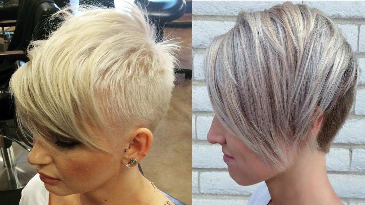 cortes de pelo cortos de mujer 2017 - Pelados Cortos Mujer