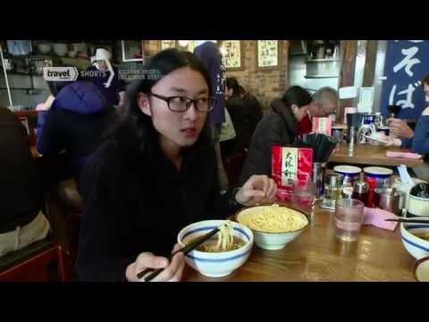 Ramen in Taishoken, Tokyo | Bizarre Foods: Delicious Destinations | Travel Channel Asia