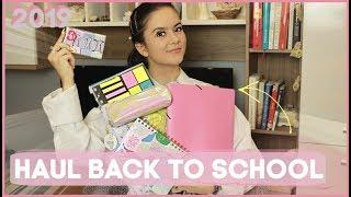 BACK TO SCHOOL/UNI: Supplies haul 2019|zakupy na uczelnię!
