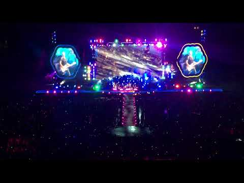 Coldplay  Up & Up  at Rogers Centre  Toronto, ON  08212017