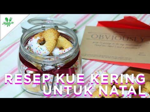5 Resep Kue Kering Natal yang Wajib Hadir 00:01- Resep Kue Putri Salju ala Dapur Lindawati 05:33- Resep Kue Nastar ala....
