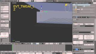Урок по Blender 2.5. Переключение камер в анимации.(Урок описывает создание простой анимации двигающегося по лабиринту шара и показывает как реализовать..., 2011-10-09T10:01:11.000Z)