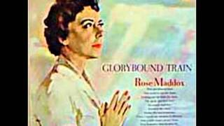 Rose Maddox- That Glorybound Train( Acuff-McLeod)