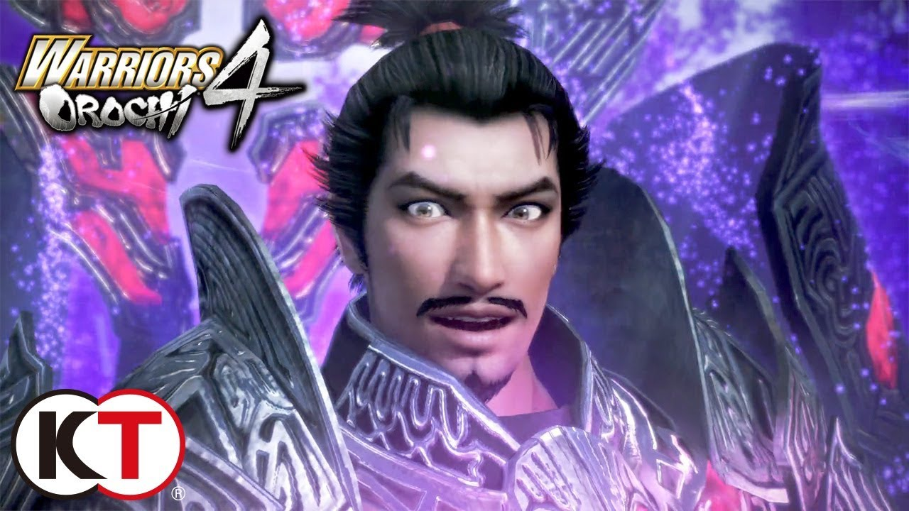 PS4『無雙OROCHI 蛇魔3』英文版 宣傳影片