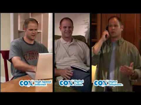 Cox Florida Danny Wuerffel Home Field Advantage Ad.mov