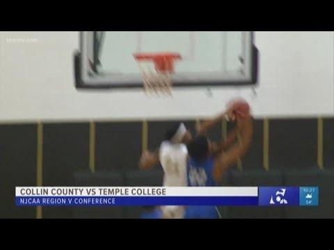 Temple College Men's Basketball vs. Collin County