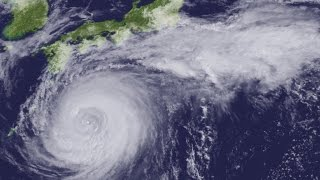 SUPER Typhoon Predicted for Japan: Fukushima Preparations 7/12/14