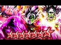 (Dragon Ball Legends) OVER AN HOUR OF TOP 20 RANKED PVP WITH 14 STAR LF CORRUPTED ZAMASU ON REGEN!