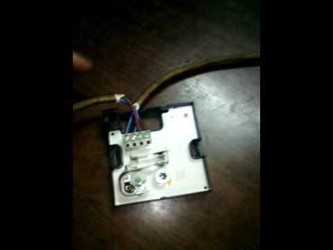 Как подключить терморегулятор эберле
