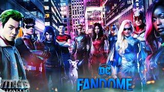 Titans serie estreno
