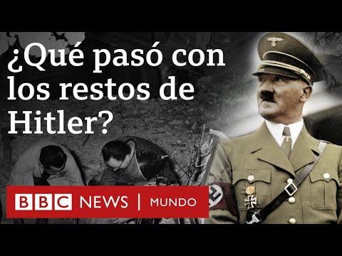 Las intrigas que rodearon la muerte de Adolf Hitler y el hallazgo de sus restos