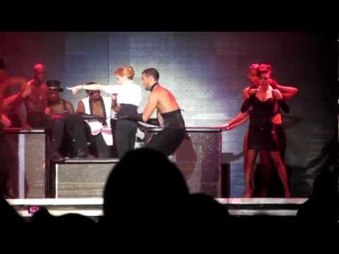 Candy Shop / Erotica - Madonna, MDNA World Tour, Coimbra, 24 Jun 2012 (Full HD)