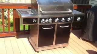 kenmore gas grill assembly service in DC MD VA by Furniture Assembly Experts LLC