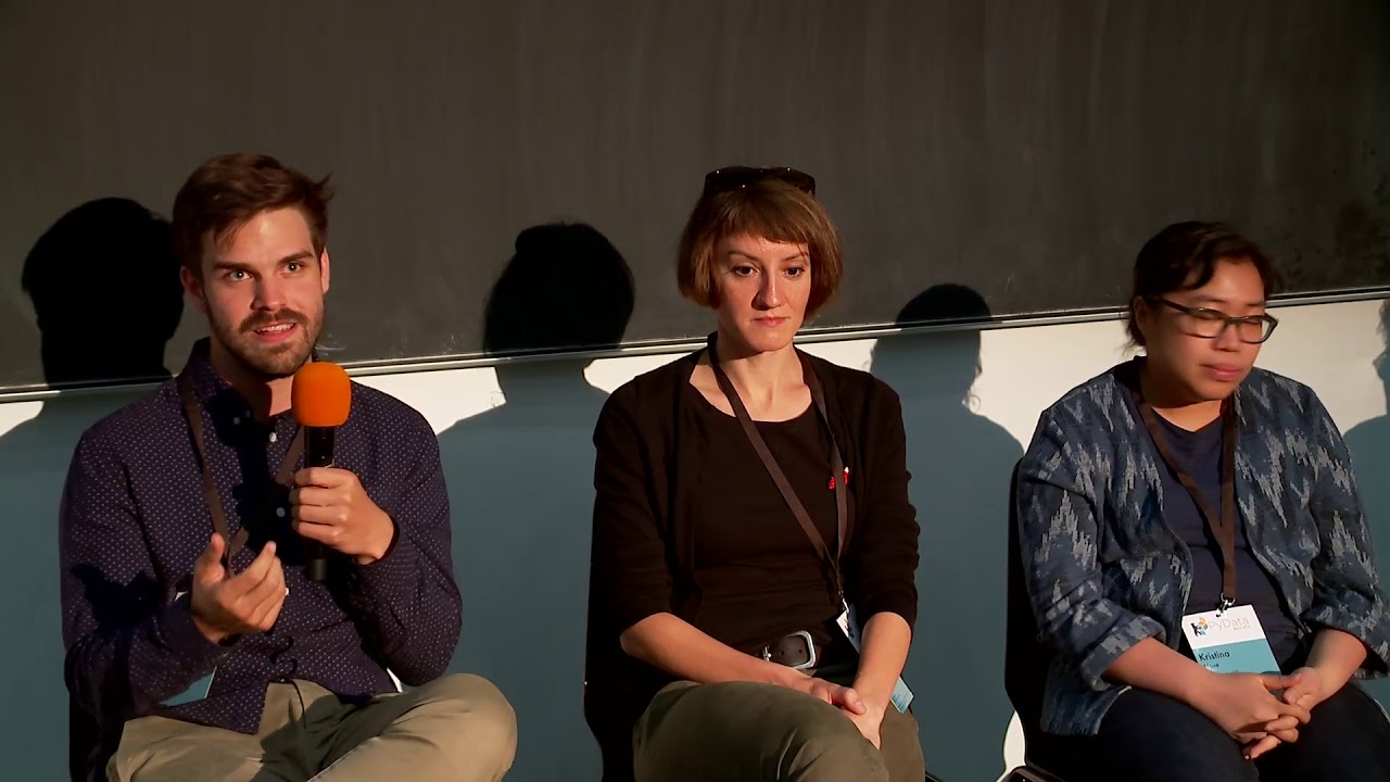 Image from Career Panel Hosted by Nakeema Stefflbauer (followed by Q&A)