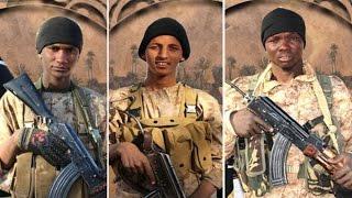صور أولية لمنفذي هجمات بوركينا فاسو الإرهابية