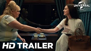 The Hustle – Officiële Trailer (Universal Pictures) HD