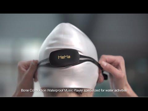 HeHa Bone-Conduction Waterproof MP3