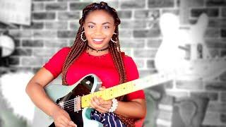 Alicia Keys - If I Ain't Got You - Guitar Cover // Helen Ibe