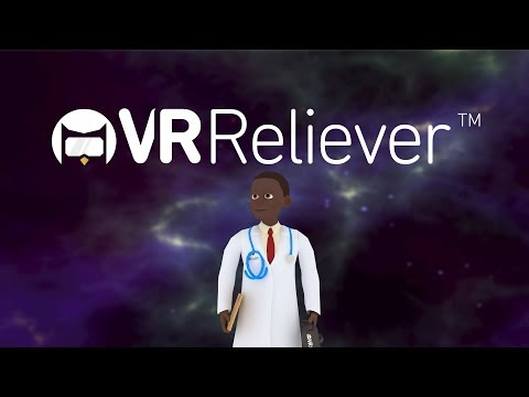 VRHealth - VRReliever™ Video-On-Demand - Demo Video