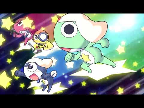 Keroro Gunso OST - Lost in the Sky (Extended)