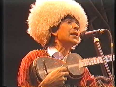 ASHKHABAD - live at World In The Park - 16th of July 1992