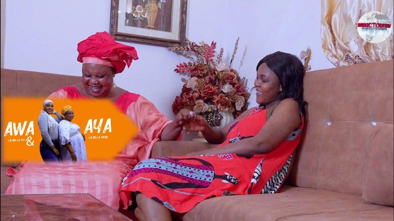 Download Série - AYA NI AWA - Boura musso (belle mère & belle fille ) - Épisode 13 - saison 1