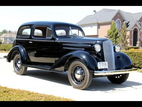 1936 Chevrolet Sedan Street Rod For Sale